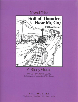 Roll of Thunder, Hear My Cry Novel-Ties Study Guide