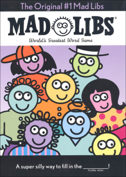 Original #1 Mad Libs: Oversize Edition