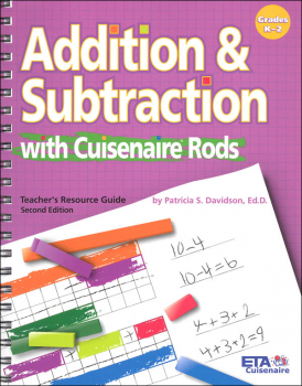 Addition and Subtraction with Cuisenaire Rods Book
