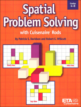 Spatial Problem Solving with Cuisenaire Rods Book