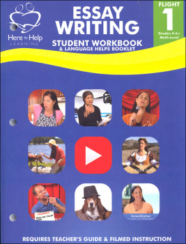 Flight 1 Essay Writing Student Workbook