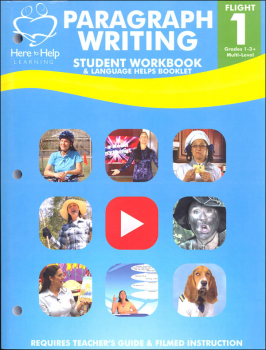 Flight 1 Paragraph Writing Student Workbook