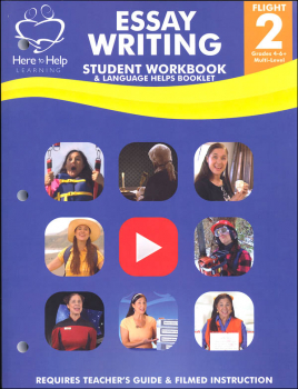 Flight 2 Essay Writing Student Workbook