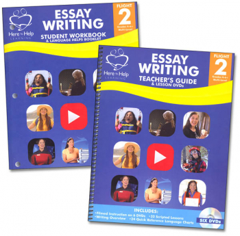 Flight 2 Essay Writing Teacher's Kit