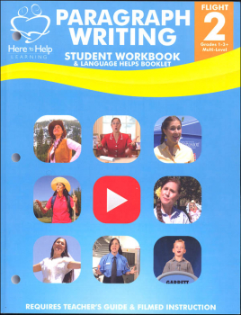Flight 2 Paragraph Writing Student Workbook