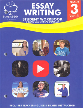 Flight 3 Essay Writing Student Workbook