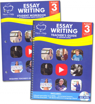 Flight 3 Essay Writing Teacher's Kit