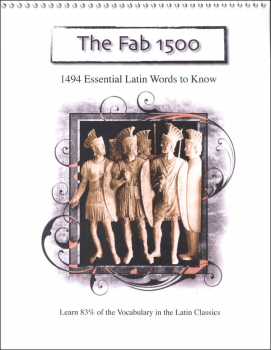 Fab 1500-Basic Latin Vocabulary Words to Know