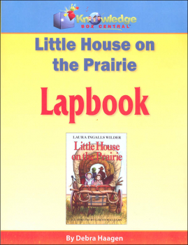 Little House on the Prairie Lapbook Printed