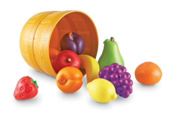 New Sprouts Bushel of Fruit Play Food