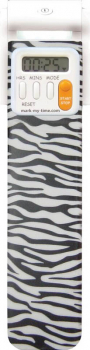 Mark-My-Time Digital Booklight Zebra