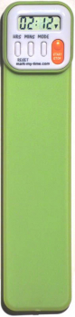 Mark-My-Time Digital Bookmark Neon Green