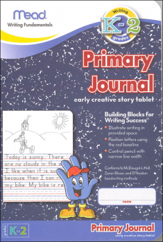 Mead Primary Journal K-2