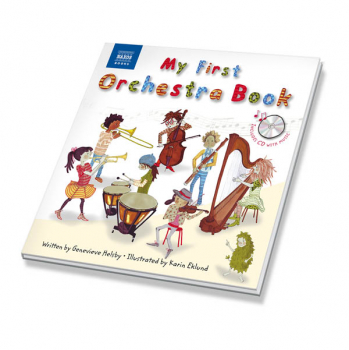 My First Orchestra Book & CD