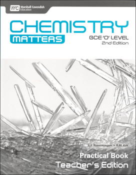 Chemistry Matters Practical Book Teacher's Edition (2nd Edition)
