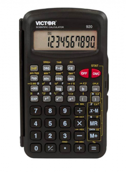 Victor 920 Compact Scientific Calculator