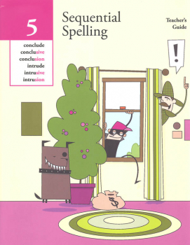 Sequential Spelling Level 5 Teacher Revised