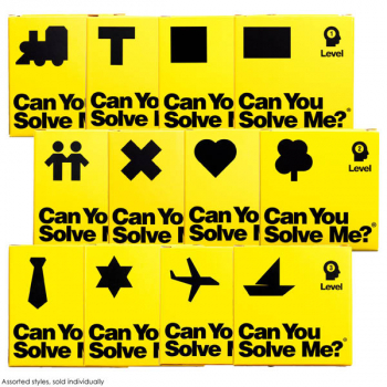 Can You Solve Me? - Assorted Style