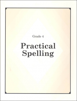 Practical Spelling Workbook Grade 4