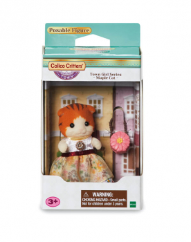 Miranda Maple Cat (Calico Critters Town Girl Series)