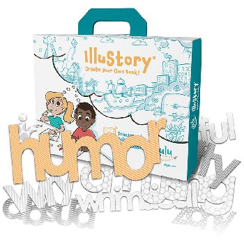 Illustory RRC 2021 Contest Kit - Family Story