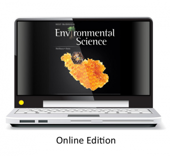 Holt McDougal Environmental Science Online Access Renewal (1 year)