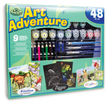 Art Adventure Super Value Set