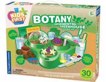Botany: Experimental Greenhouse Science Kit (Kids First Level 2)
