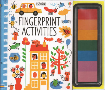 Fingerprint Activities (Usborne)