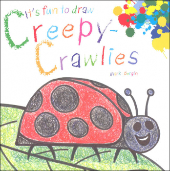 It's Fun to Draw Creepy-Crawlies