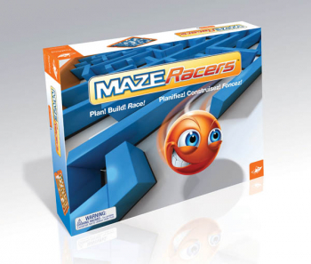 Maze Racers Game