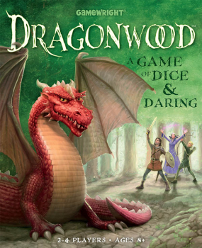Dragonwood Game (A Game of Dice and Daring)