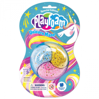 Playfoam Special Edition Unicorn Mane - single