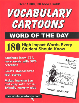 Vocabulary Cartoons: Word of the Day