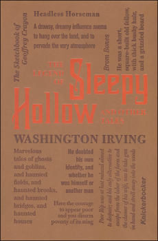 Legend of Sleepy Hollow & Other Tales (Word Cloud Classics)