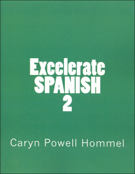 Excelerate Spanish 2 Lesson Book