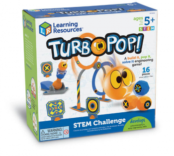 TurboPop! STEM Challenge Activity Set