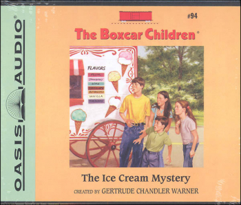 Boxcar Children Ice Cream Mystery Audiobook