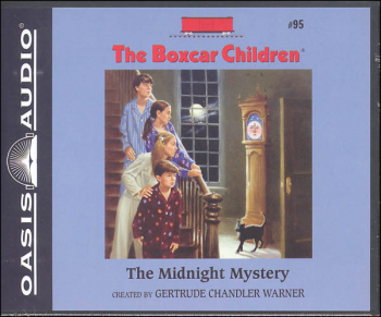 Boxcar Children Midnight Mystery Audiobook