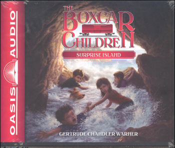 Boxcar Children Volume 2 Surprise Island Audiobook