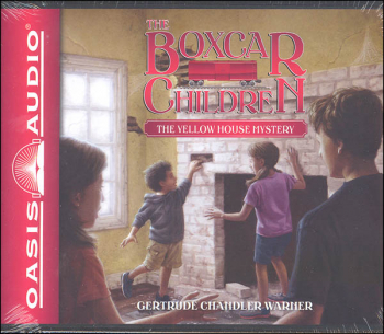 Boxcar Children Volume 3 Yellow House Mystery Audiobook