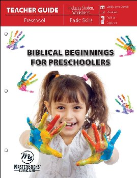 Biblical Beginnings for Preschoolers PLP