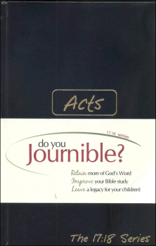 Acts Journible: The 17:18 Series