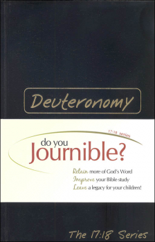 Deuteronomy Journible: The 17:18 Series