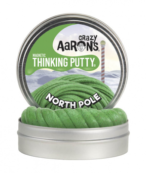 North Pole Putty (magnet included)