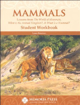 Mammals: Lessons from the World of Animals Student Book