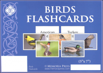 What's That Bird? Flashcards