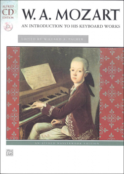 Mozart: Introduction to His Keyboard Works Book & CD