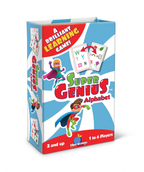 Super Genius Alphabet Game