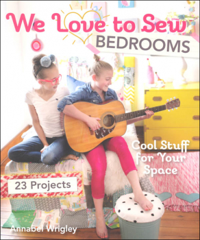 We Love to Sew: Bedrooms